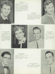 Page 13, 1957 Edition, Tony High School - Deertail Mirror Yearbook (Tony, WI) online yearbook collection