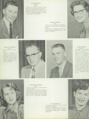 Page 14, 1957 Edition, Tony High School - Deertail Mirror Yearbook (Tony, WI) online yearbook collection