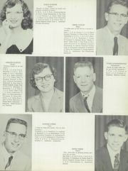 Page 15, 1957 Edition, Tony High School - Deertail Mirror Yearbook (Tony, WI) online yearbook collection