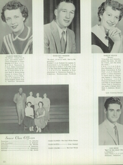 Page 16, 1957 Edition, Tony High School - Deertail Mirror Yearbook (Tony, WI) online yearbook collection