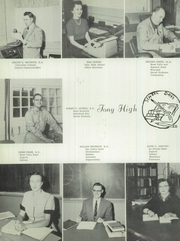 Page 8, 1957 Edition, Tony High School - Deertail Mirror Yearbook (Tony, WI) online yearbook collection