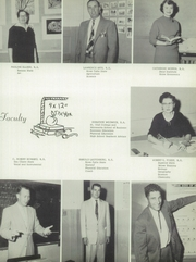 Page 9, 1957 Edition, Tony High School - Deertail Mirror Yearbook (Tony, WI) online yearbook collection