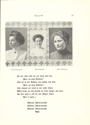 Page 35, 1909 Edition, University of Wisconsin Stevens Point - Horizon / Iris Yearbook (Stevens Point, WI) online yearbook collection
