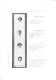 Page 16, 1910 Edition, University of Wisconsin Stevens Point - Horizon / Iris Yearbook (Stevens Point, WI) online yearbook collection
