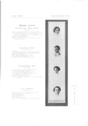Page 17, 1910 Edition, University of Wisconsin Stevens Point - Horizon / Iris Yearbook (Stevens Point, WI) online yearbook collection