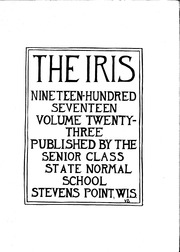 Page 3, 1917 Edition, University of Wisconsin Stevens Point - Horizon / Iris Yearbook (Stevens Point, WI) online yearbook collection