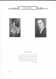 Page 14, 1924 Edition, University of Wisconsin Stevens Point - Horizon / Iris Yearbook (Stevens Point, WI) online yearbook collection