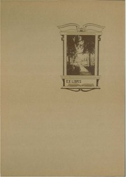 Page 3, 1924 Edition, University of Wisconsin Stevens Point - Horizon / Iris Yearbook (Stevens Point, WI) online yearbook collection