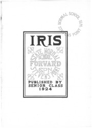 Page 5, 1924 Edition, University of Wisconsin Stevens Point - Horizon / Iris Yearbook (Stevens Point, WI) online yearbook collection