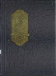 University of Wisconsin Stevens Point - Horizon / Iris Yearbook (Stevens Point, WI) online yearbook collection, 1929 Edition, Page 1