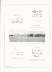 Page 169, 1936 Edition, University of Wisconsin Stevens Point - Horizon / Iris Yearbook (Stevens Point, WI) online yearbook collection