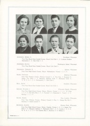 Page 23, 1936 Edition, University of Wisconsin Stevens Point - Horizon / Iris Yearbook (Stevens Point, WI) online yearbook collection