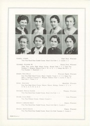 Page 25, 1936 Edition, University of Wisconsin Stevens Point - Horizon / Iris Yearbook (Stevens Point, WI) online yearbook collection