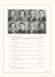 Page 26, 1936 Edition, University of Wisconsin Stevens Point - Horizon / Iris Yearbook (Stevens Point, WI) online yearbook collection