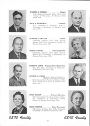 Page 14, 1945 Edition, University of Wisconsin Stevens Point - Horizon / Iris Yearbook (Stevens Point, WI) online yearbook collection