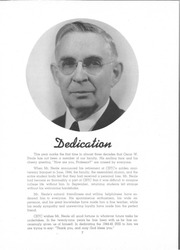 Page 7, 1945 Edition, University of Wisconsin Stevens Point - Horizon / Iris Yearbook (Stevens Point, WI) online yearbook collection