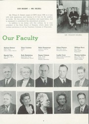 Page 11, 1948 Edition, University of Wisconsin Stevens Point - Horizon / Iris Yearbook (Stevens Point, WI) online yearbook collection