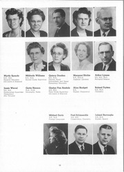 Page 15, 1948 Edition, University of Wisconsin Stevens Point - Horizon / Iris Yearbook (Stevens Point, WI) online yearbook collection