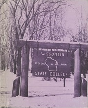 University of Wisconsin Stevens Point - Horizon / Iris Yearbook (Stevens Point, WI) online yearbook collection, 1954 Edition, Page 1
