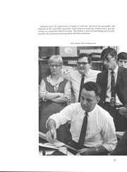 Page 13, 1968 Edition, University of Wisconsin at Stevens Point - Iris Yearbook (Stevens Point, WI) online yearbook collection
