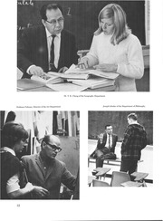 Page 16, 1968 Edition, University of Wisconsin at Stevens Point - Iris Yearbook (Stevens Point, WI) online yearbook collection