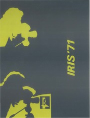1971 Edition, University of Wisconsin Stevens Point - Horizon / Iris Yearbook (Stevens Point, WI)