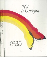 1983 Edition, University of Wisconsin Stevens Point - Horizon / Iris Yearbook (Stevens Point, WI)