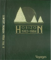 1984 Edition, University of Wisconsin Stevens Point - Horizon / Iris Yearbook (Stevens Point, WI)