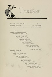 Page 11, 1907 Edition, Beloit College - Codex Yearbook (Beloit, WI) online yearbook collection