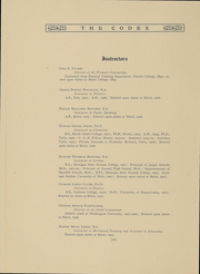 Page 17, 1909 Edition, Beloit College - Codex Yearbook (Beloit, WI) online yearbook collection