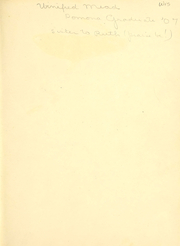Page 2, 1909 Edition, Beloit College - Codex Yearbook (Beloit, WI) online yearbook collection