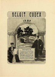 Page 3, 1909 Edition, Beloit College - Codex Yearbook (Beloit, WI) online yearbook collection