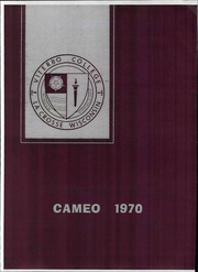 Page 1, 1970 Edition, Viterbo University - Cameo Yearbook (La Crosse, WI) online yearbook collection