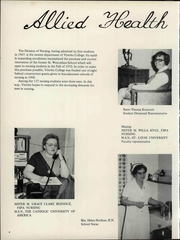 Page 10, 1970 Edition, Viterbo University - Cameo Yearbook (La Crosse, WI) online yearbook collection