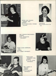 Page 11, 1970 Edition, Viterbo University - Cameo Yearbook (La Crosse, WI) online yearbook collection