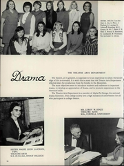 Page 16, 1970 Edition, Viterbo University - Cameo Yearbook (La Crosse, WI) online yearbook collection