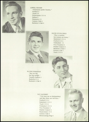 Union High School - Arrow Yearbook (Wisconsin Dells, WI) online yearbook collection, 1952 Edition, Page 21
