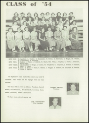 Union High School - Arrow Yearbook (Wisconsin Dells, WI) online yearbook collection, 1952 Edition, Page 44