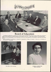 Page 11, 1958 Edition, Union High School - Arrow Yearbook (Wisconsin Dells, WI) online yearbook collection
