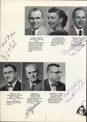 Page 14, 1958 Edition, Union High School - Arrow Yearbook (Wisconsin Dells, WI) online yearbook collection