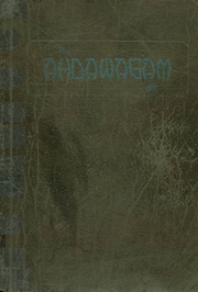1922 Edition, Lincoln High School - Ahdawagam Yearbook (Wisconsin Rapids, WI)