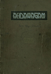 Page 1, 1928 Edition, Lincoln High School - Ahdawagam Yearbook (Wisconsin Rapids, WI) online yearbook collection