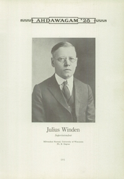 Page 13, 1928 Edition, Lincoln High School - Ahdawagam Yearbook (Wisconsin Rapids, WI) online yearbook collection