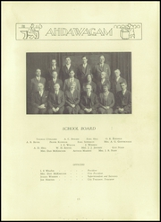 Page 13, 1931 Edition, Lincoln High School - Ahdawagam Yearbook (Wisconsin Rapids, WI) online yearbook collection