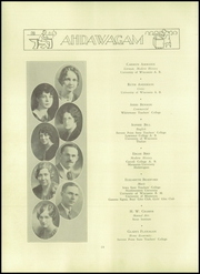 Page 16, 1931 Edition, Lincoln High School - Ahdawagam Yearbook (Wisconsin Rapids, WI) online yearbook collection