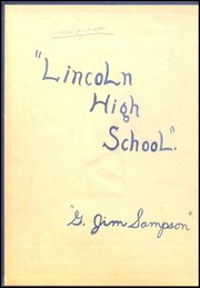 Page 2, 1931 Edition, Lincoln High School - Ahdawagam Yearbook (Wisconsin Rapids, WI) online yearbook collection