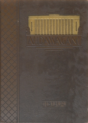 1932 Edition, Lincoln High School - Ahdawagam Yearbook (Wisconsin Rapids, WI)