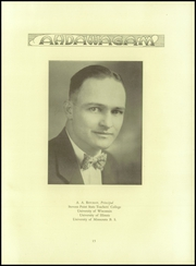 Page 21, 1932 Edition, Lincoln High School - Ahdawagam Yearbook (Wisconsin Rapids, WI) online yearbook collection