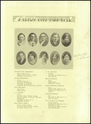 Page 23, 1932 Edition, Lincoln High School - Ahdawagam Yearbook (Wisconsin Rapids, WI) online yearbook collection