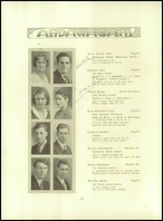 Page 30, 1932 Edition, Lincoln High School - Ahdawagam Yearbook (Wisconsin Rapids, WI) online yearbook collection